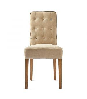 Jedálenská stolička Cape Breton, Linen, Flax