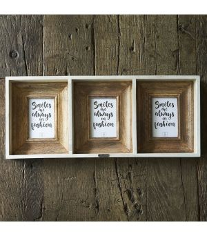 Fotorámik Mayland Photo Frame Triple
