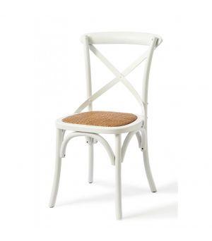 Stolička Saint Etienne, White