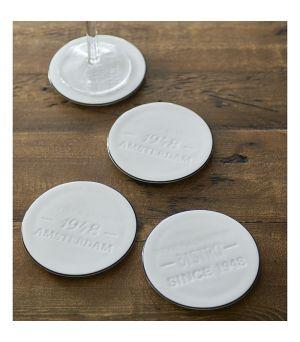 Podtácky RM Bistro Coasters 4 ks