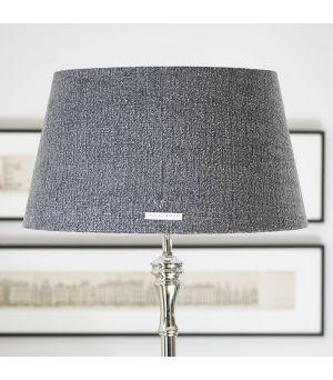 Tienidlo Brianna Stone Washed Lampshade black 35 x 45