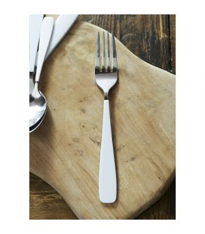 Vidlička Tiburon Fork white