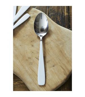Lyžice Tiburon Spoon white