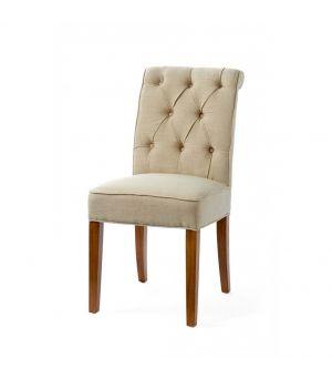 Jedálenská stolička Hampton Classic, Flax, Linen