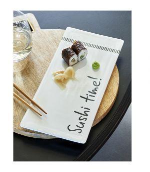 Servírovací tanier na Sushi