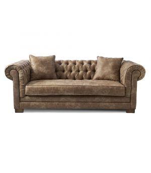 Sedačka Crescent Avenue Sofa 3s, Pellini, Camel