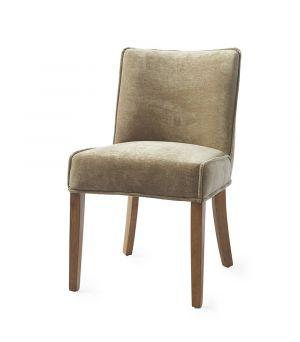 Jedálenská stolička Bridge Lane, Olive, Velvet