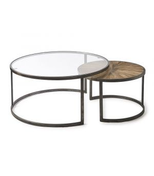 Cameron Coffee Table S/2