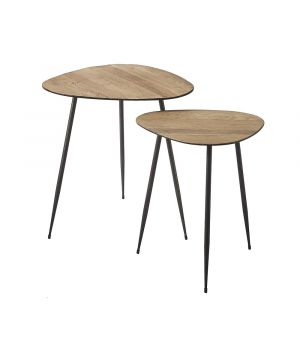 Stolíky Twiggy End Table S/2