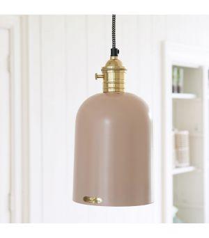 Coqotte závesná lampa ružová