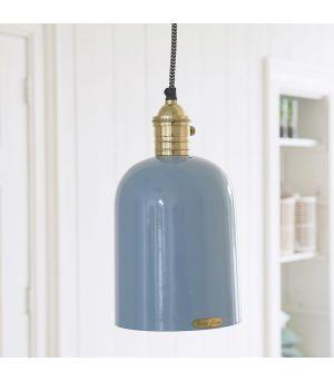 Coqotte závesná lampa modrá