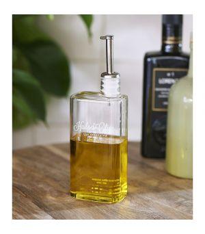 Fľaška na olivový olej Huile D' Oilive Jerrycan