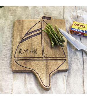 Doska na krájanie RM 48 Sailing Boat Chopping Board