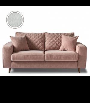 Kendall Sofa 2.5s, Velvet, Mint