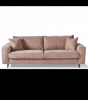 Sedačka Kendall Sofa 3.5s, Velvet, Blossom