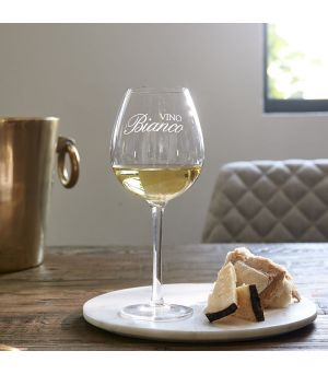 Classic Vino Bianco Wine Glass