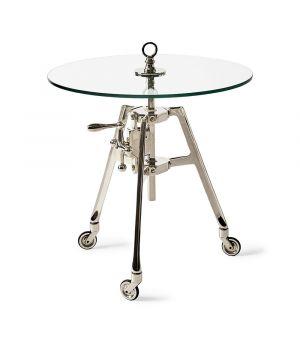 Stolík Bricklane Coffee Table ∅ 46cm