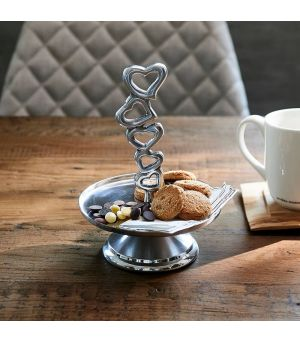 With Love Cake Stand M