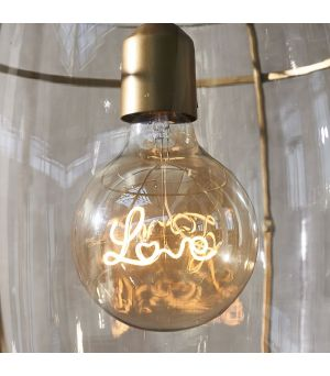 RM Love Hanging Lamp LED Bulb