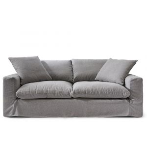 Residenza Sofa 3.5s, Ofxord Weave, Grey