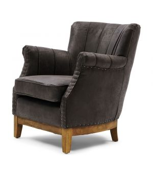 Kreslo East Village Armchair, Pellini, Coffee