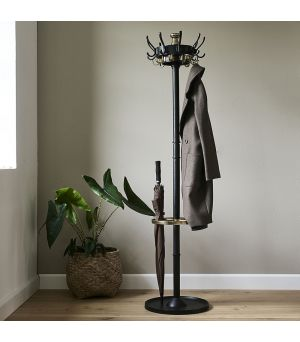 Vešiak New York Coatrack