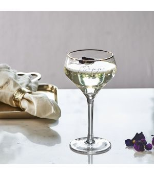 Pohár na šampanské Champagne Piscine Glass