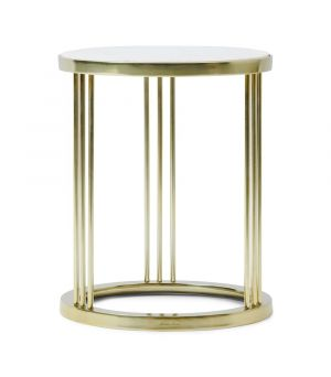 Regency End Table ∅ 42 cm