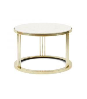 Regency Coffee Table ∅ 60cm