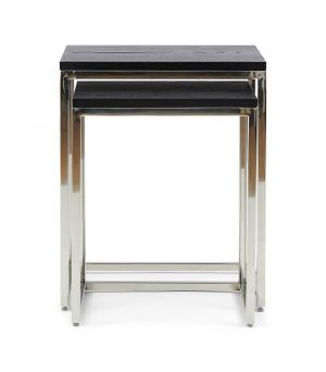 Stolík Nomad End Table S/2 Black