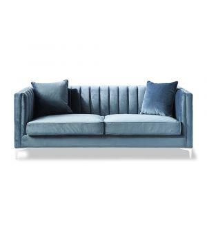 Sedačka Christopher 3,5s Velvet Ocean Blue
