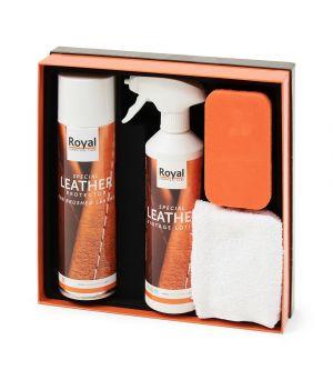 Prípravok na ošetrenie kože RM Leather Care Kit