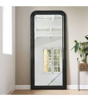 Zrkadlo Place Vendôme Black 100x220cm