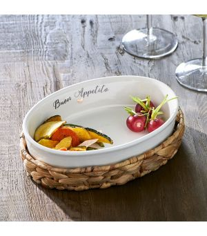 Love Buon Appetito Bowl Oval
