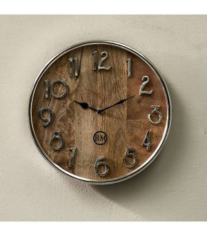 Hodiny Madison Avenue Wall Clock