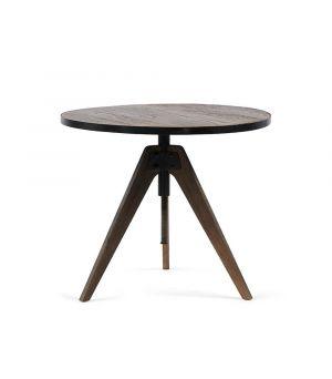 Jedálenský stôl Whyte Bistro Adjustable, ∅70cm