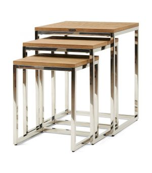 Stolíky Nomad End Table S/3