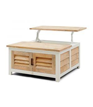 Konferenčný stolík Pacifica 90x90cm