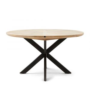 Jedálenský stôl Stuart, ∅140cm