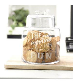 Dóza The Best Ingredient Storage Jar