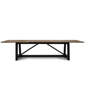 Rozkládací jedálenský stôl Hudson, 230/280/330x100cm
