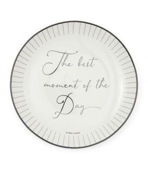 Talier Happy Chef Breakfast Plate