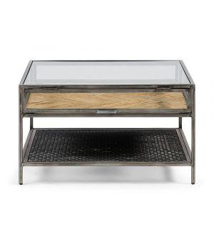 Konferečný stolík Chloe, 70x70cm