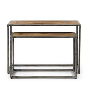 Stolíky Le Bar American End Table S/2