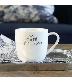 Hrnček S'il Vous Plaît Café Mug