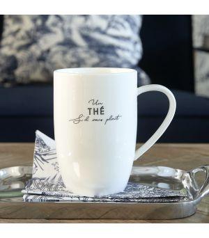 Hrnček na čaj S'il Vous Plaît Thé Mug