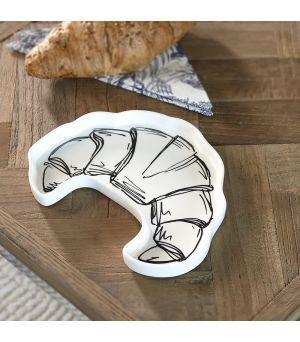 Talier Le Croissant Plate