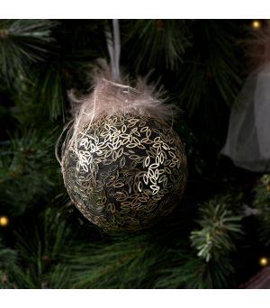 Sparkle And Glitter Ornament Dia 10