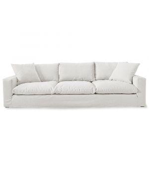 Sedačka Residenza Sofa XL, Ofxord Weave, White
