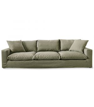 Residenza Sofa XL, Ofxord Weave, Green